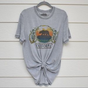 LUCKY BRAND | Graphic California Tee Shirt